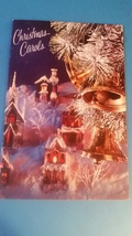 Vintage 1959 Christmas Carol Pamphlet Song Book - $8.99