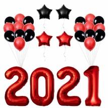2021 S Graduation Decorations 40 Inch Large Foil S Kit, Latex Confetti - $19.99