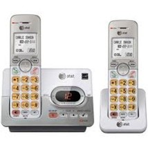 AT&T EL52203 2 Handset Cordless Answering System with Caller ID/Call Wai... - $72.49
