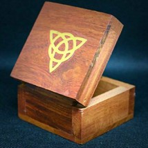 HAUNTED RECHARGING BOX! RECHARGE ANY SPIRIT VESSEL OR PENDULUM! WHITE MA... - $29.99