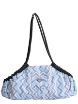Grocery Cart Cover-5 in 1Play Mat,Changing Pad,Diaper Bag, Etc.PEEK-A-BLUE - $19.99