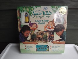 Disney Snow White and the Seven Dwarfs Sound and Story Theater - $23.02