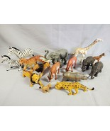 LOT OF 15 Toy Animals from the Wildlands to the Sahara ~~ Realistic ~~ (... - £5.23 GBP