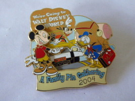Disney Trading Pins 32634 WDW - A Family Pin Gathering - We're Going to Walt Dis - $18.58