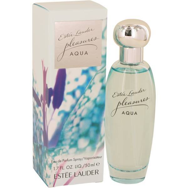 Estee Lauder Pleasures Aqua 1.7 Oz Eau De Parfum Spray