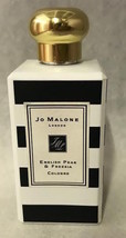 Jo Malone English Pear & Freesia Limited Edition Cologne 3.4oz New Unboxed Rare - $178.20
