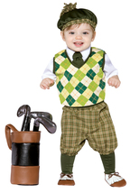 Golfer , Baby | Infant | Toddlers , 18 - 24 MONTHS , Free Shipping - $40.00