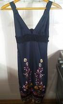 ROBERTO CAVALLI Women Silk Dress Size S 38 4 Womens Black Sleeveless Dre... - £266.55 GBP