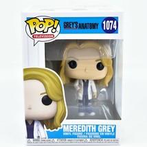 Funko Pop! Television Grey's Anatomy Meredith Grey #1074 Vinyl Figure