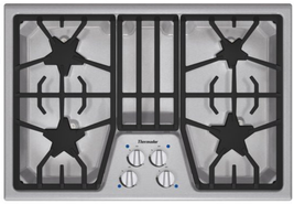 Thermador SGS304FS Masterpiece Series 30 Inch Gas Cooktop with 4 Star Bu... - $1,187.95