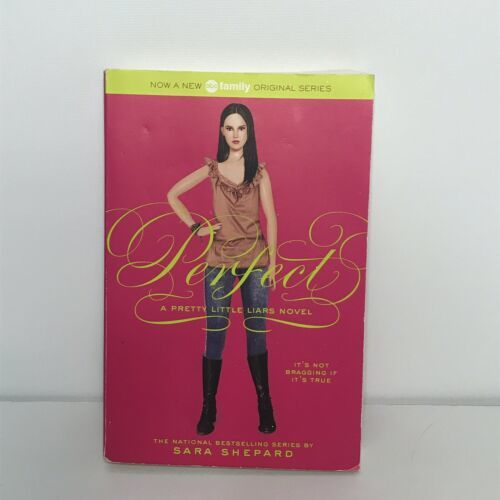 Primary image for Sara Shepard Perfect Pretty Little Liars Book 3 Paperback 2008 PLL