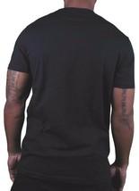 Asphalt Yacht Club Skateboarding Cali Black Mens Anchor Wood T-Shirt AYC NWT image 2