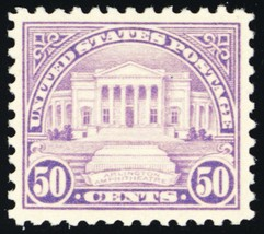 570, Mint XF NH 50¢ Well Centered Gem Stamp! - Stuart Katz - $85.00