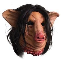 Morris Costumes RU68693 Saw Pig Face Mask - $51.92