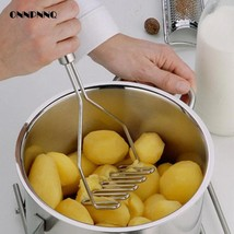 OnnPnnQ Stainless Steel Ricers Potato Masher Seeds - $15.95