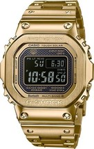 New Casio G-Shock Full Metal Yellow 35th Anniversary LTD Watch GMWB5000GD-9 - $500.00