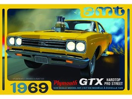AMT 1:25 Scale 1969 Plymouth GTX Hardtop Pro Street - 1180 - $34.40