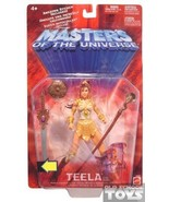 He-man Masters of the Universe Teela Action Figure - $23.76