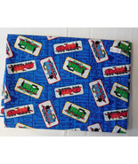 Fabric Cranston VIP, Thomas the Tank Engine and Friends 2009, 44 W 1 1/3... - $7.99