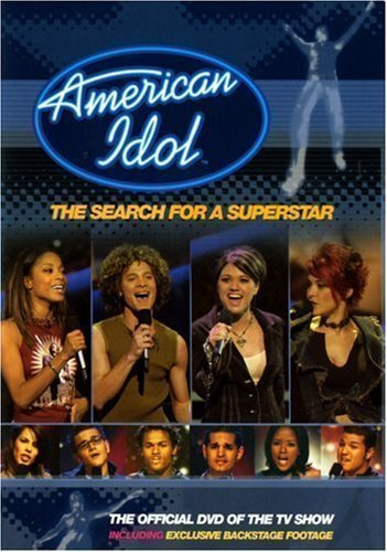 American Idol: The Search For a Superstar Dvd