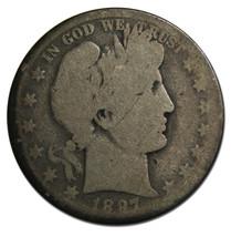 1897O Liberty Barber Head Half Dollar 50¢ Silver Coin Lot# MZ 3881