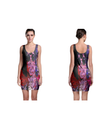 prince purple memorial BODYCON DRESS - $23.99+
