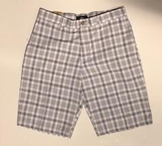 Dockers Men's Classic Fit Microfiber Flat Front Short Size 32 - $18.80