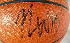 KEMBA WALKER / BOSTON CELTICS / AUTOGRAPHED FULL SIZE NBA BASKETBALL / COA image 2