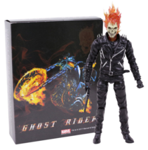 Marvel Ghost Rider PVC Action Figure Collectible Model Toy 23cm - $75.00