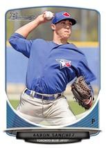 2013 Bowman #TP44 Aaron Sanchez RC Rookie Card > Toronto Blue Jays ⚾ - $0.99