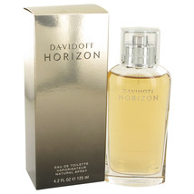 Horizon by Davidoff Eau De Toilette  4.2 oz, Men - $29.94