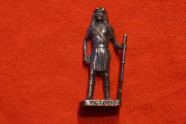 Kinder Egg Surprise Toy Scame Metal Figure Victorio 90's from Poland - $9.81