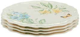 Lenox Butterfly Meadow Melamine Dinner Plates (Set of 4) - $28.56