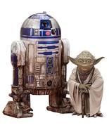 Kotobukiya Star Wars Yoda  R2-D2 Dagobah ARTFX+ Statue (2 Pack) NEW - $219.73