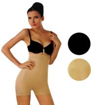 Valencia Women's Seamless Shapewear Slimming High Waist Shorts 8055 image 1