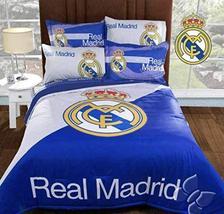 Jorge'S Home Fashion Inc Limited Edition Real Madrid Champions Original License - $126.72