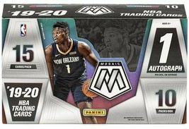 Spot #19 - 2019-20 NBA Panini Mosaic Random Team Hobby Box Break #15 - $39.59