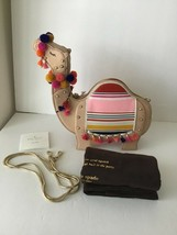 Kate Spade Spice Things Up 1st EDITION NOVELTY Camel Crossbody Bag/Not O... - £350.05 GBP
