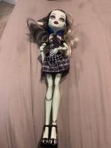 Monster High Doll Frankie Stein First Wave 2008 Belt Shoes++ Original Ghouls 11 - $59.40