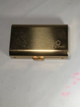 VINTAGE SHEAFFER IMPERIAL BRASS INK CARTRIDGE HOLDER - $24.70