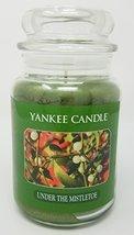 Yankee Candle Under The Mistletoe Large Jar Candle - $39.99