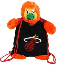 Miami Heat Backpack Pal**Free Shipping** - $33.24
