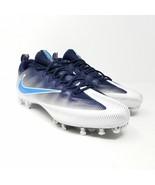 Nike Vapor Untouchable Pro VPR Football Cleats 839924-131Navy White Blue... - $43.34