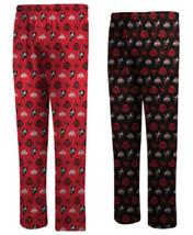 Men's Ohio State Buckeyes Team Jersey Z Lounge Pants Sleep Pajama Pant Licensed