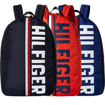 Tommy Hilfiger Knox RipStop Nylon School Shoulder Zipper Book Bag Backpack