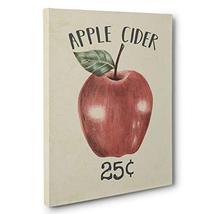 Apple Cider Canvas Wall Art - $34.65