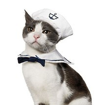 Namsan Puppy and Cat Cosplay Peacock Costume Sailor - €13,44 EUR