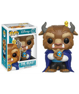 Disney: Beast w/ Birds Funko POP Vinyl Figure (Beauty & the Beast) *NEW* - $17.99