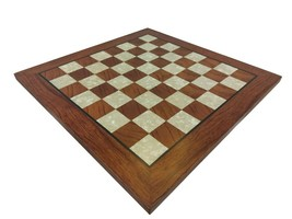 "Professional Tournament Wooden chess board ROSEWOOD ART 50 mm - 2"" - $108.89"