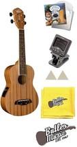 Oscar Schmidt Model OU2E Concert A/E Ukulele w/Tuner, Strings & More!!! - $104.98